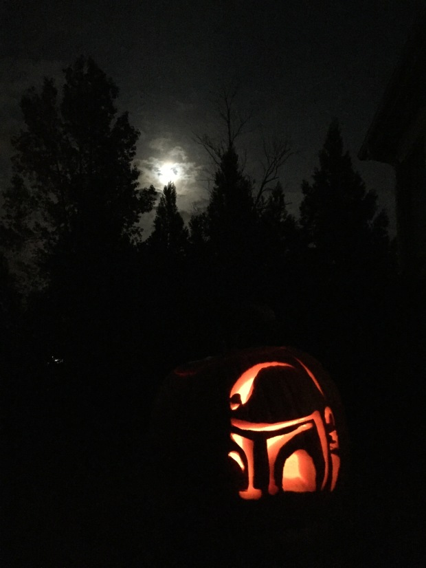 """The winning """"free hand"""" Boba Fett, in all its glory."""